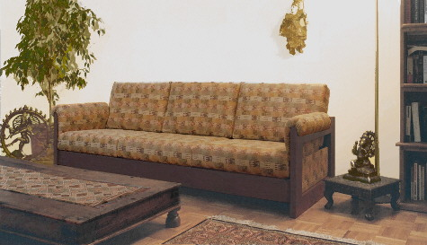 custom low sofa
