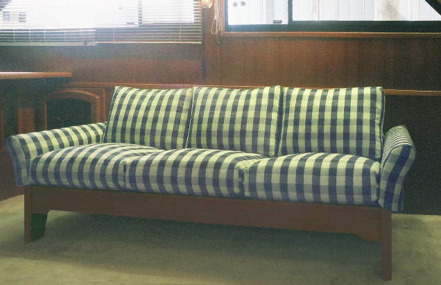 Custom Sofa for Boats and Yachts
