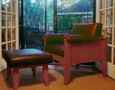 high sofas and chairs, made to order