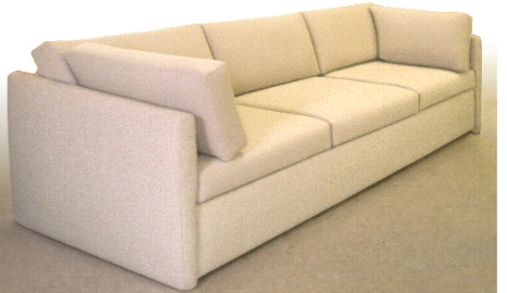 "Custom05 Sofa 97"" Long"