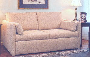 small custom size sofa