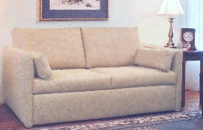 small customized contemporary sofa