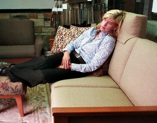 Headrest Sofa Chair