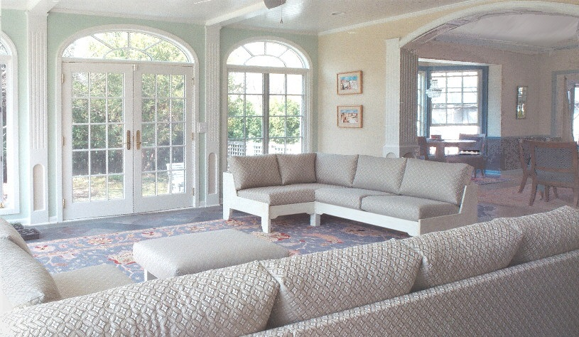 Armless Sofa Loveseat And Daybed Options On Sofas And