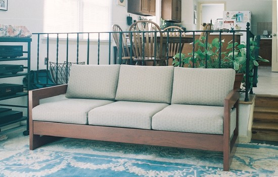 Modern Sofa, Maryland Model