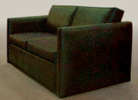 Heavy Duty Love Seat