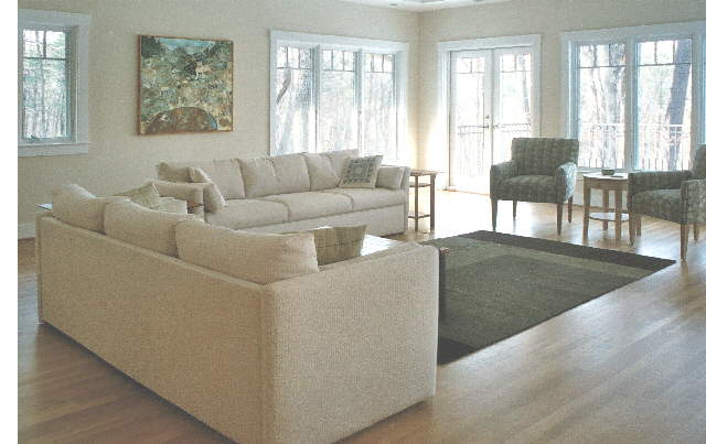 Contemporary Large Sunroom Sofas