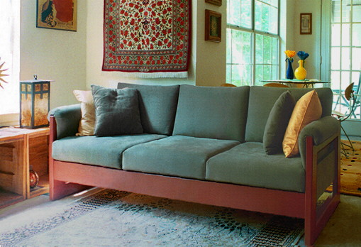 Arts And Crafts Style Sofa Arts Crafts Style Inspired