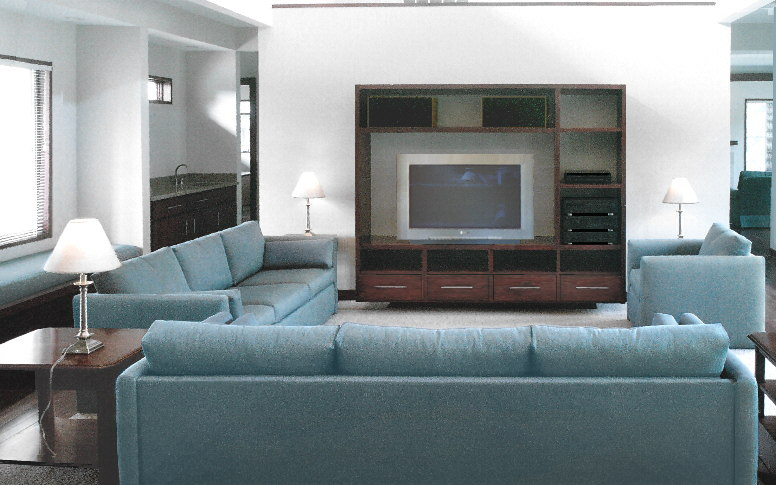 Modern Or Contemporary Living Room Furniture: Living Room Sofa