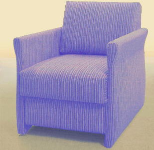 Fine Fit Wide Chair