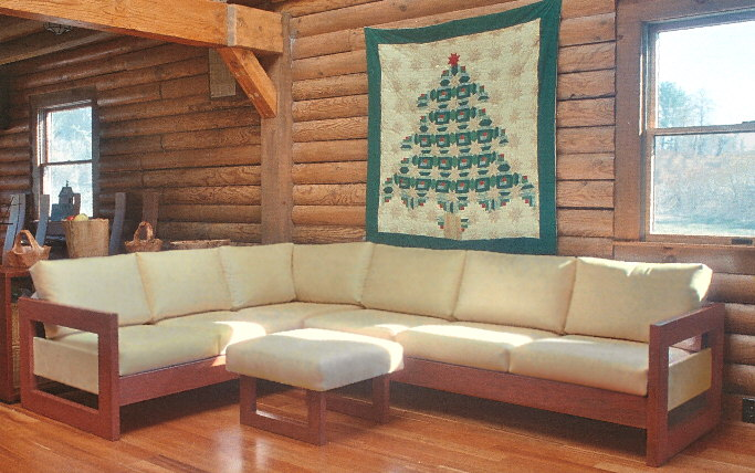Lodge Furniture Log Home Sofas