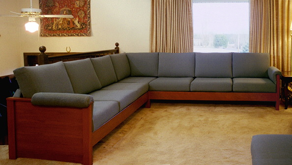 Superieur Contemporary Custom Size Sectional Sofas, Small Or Large