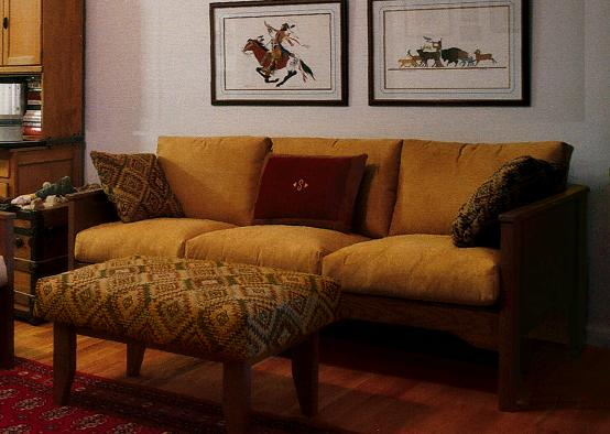 SouthwesternMissionArts amp Crafts Style Sofas Couches