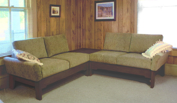 Contemporary Custom Size Sectional Sofas Small Or Large