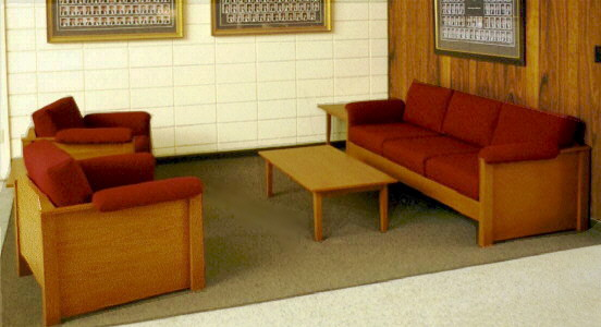 heavy duty unbreakable furniture for fraternity
